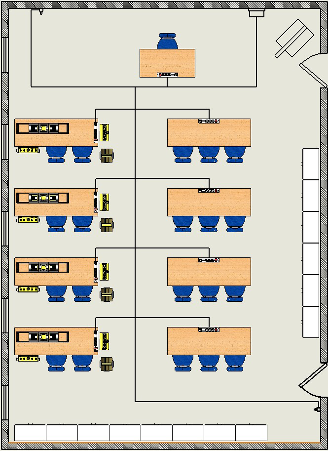 Laboratory Layout