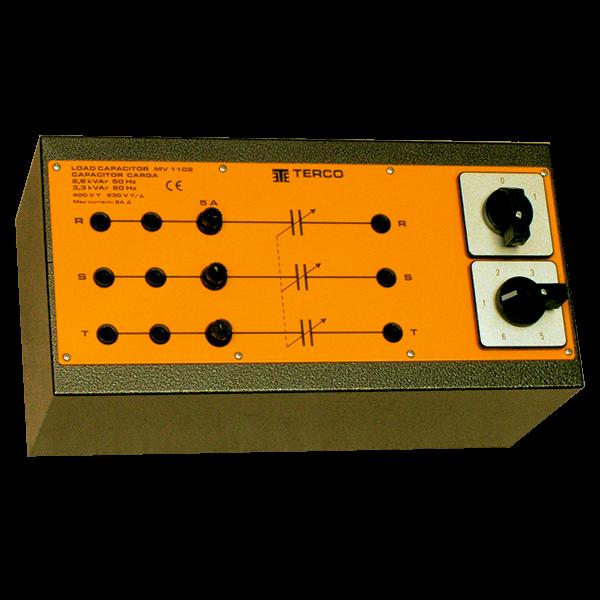 MV1102 Load Capacitor