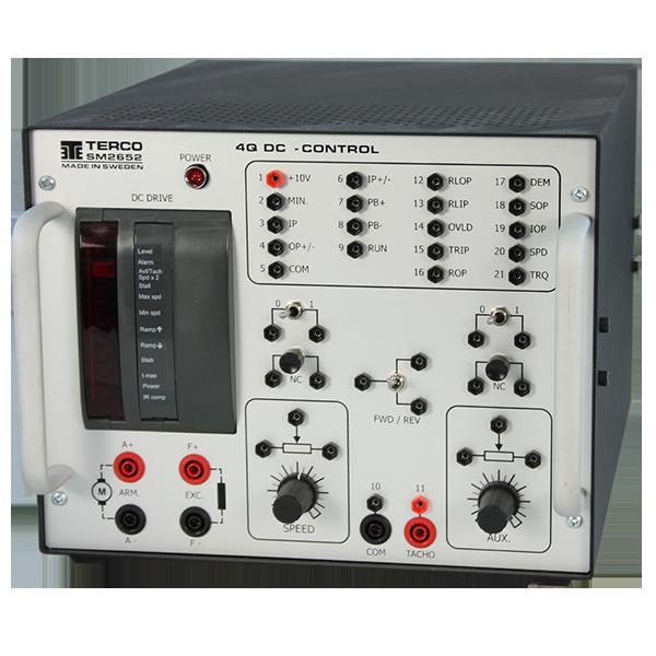 4-Quadrant DC Controller
