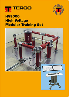 HV9000 High Voltage Modular Training Set