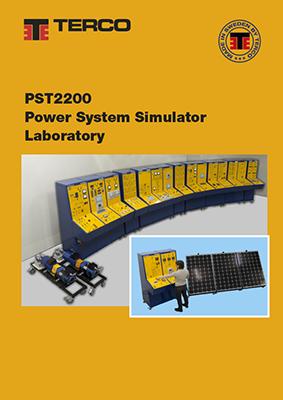 PST2200 Power Station and Transmission Laboratory