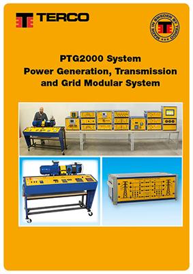 PTG2000 System Power Generation, Transmission and Grid Modular System
